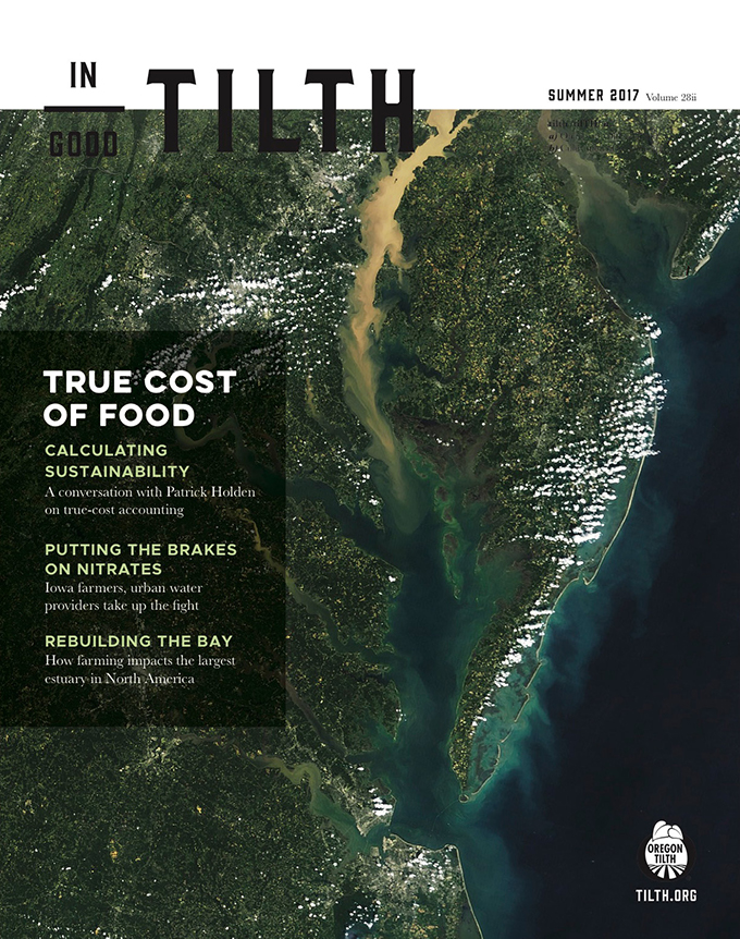 Summer 2017: True Cost of Food issue cover
