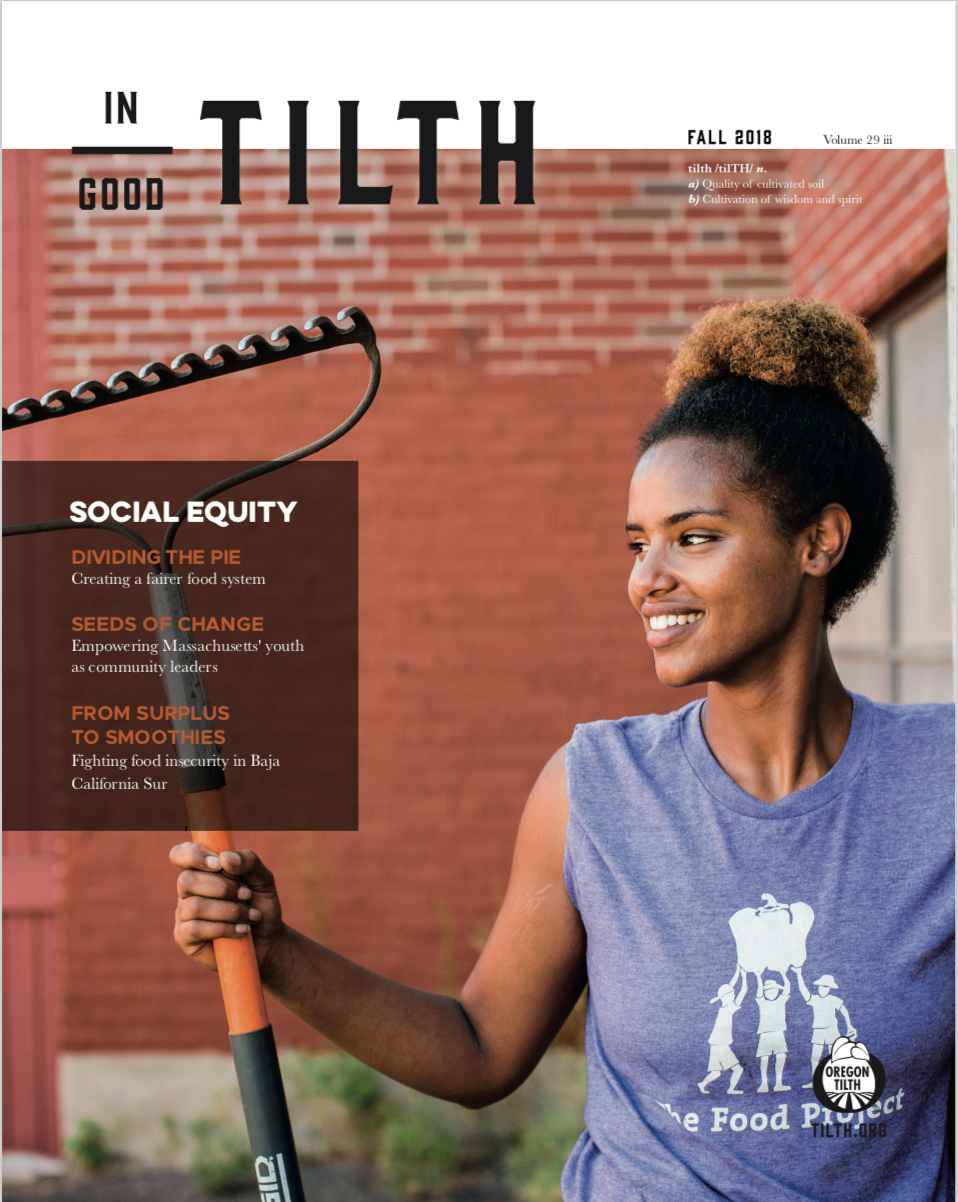 Fall 2018: Social Equity issue cover
