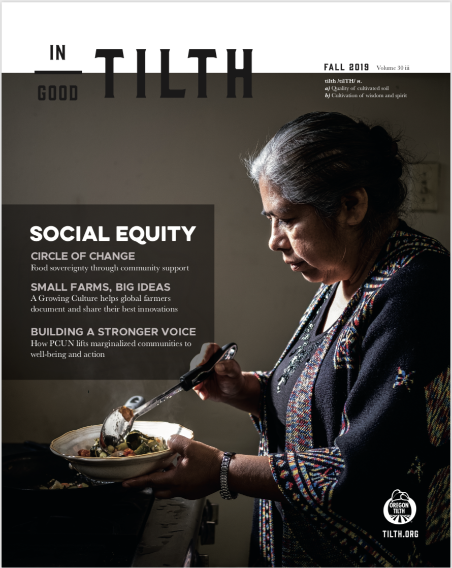 Fall 2019: Social Equity issue cover